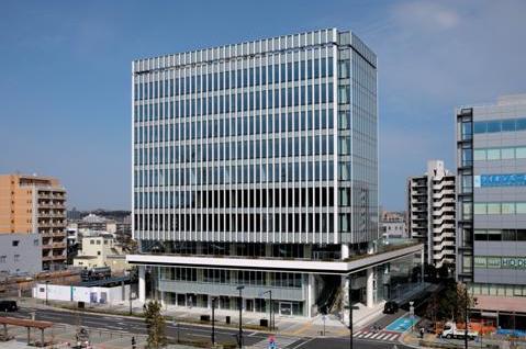 湘南パスポートセンターの建物