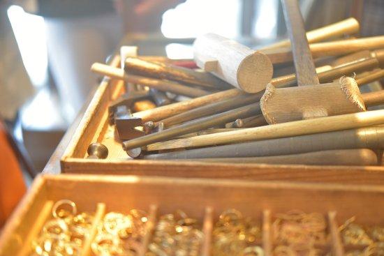 小道具とリング