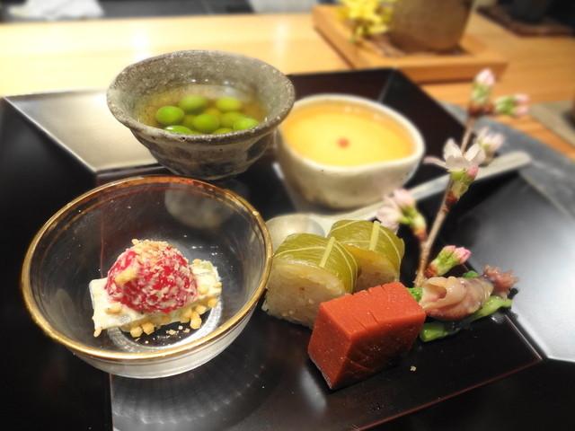 田茂戸の料理