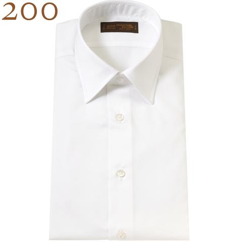 200番手シャツの画像