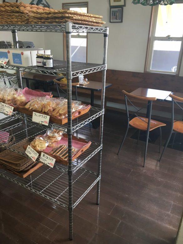 AOKIのカフェコーナー