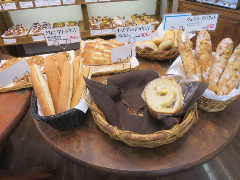 AOKIのパン画像