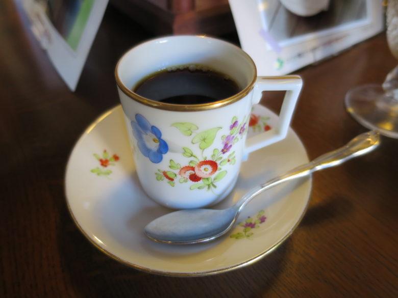 葉山珈琲パッパニーニョのコーヒー