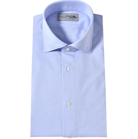 ニットシャツの画像