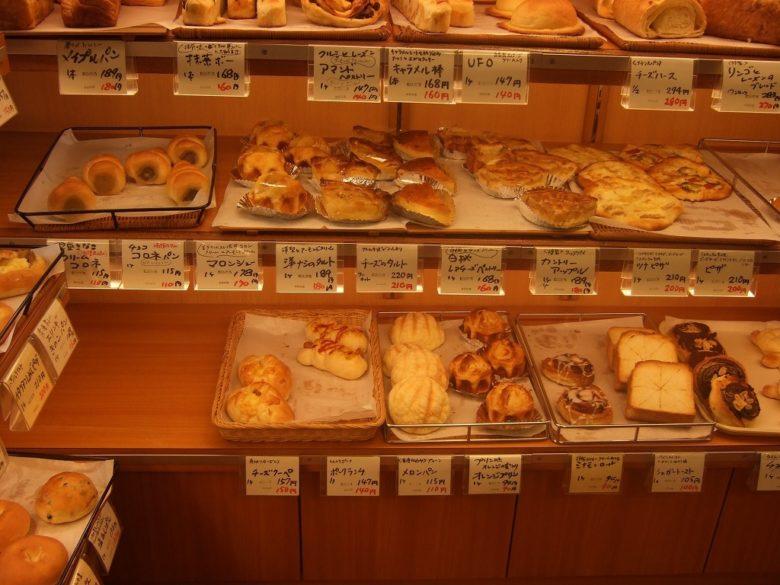 パンのくっくうのパン画像
