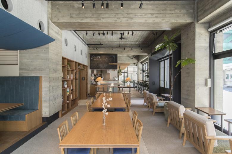 学生レジデンス 「NODE GROWTH 湘南台」がオープン。一般利用可能な食堂もあり