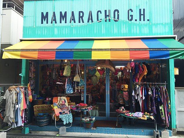 MAMARACHO G.H.の外観