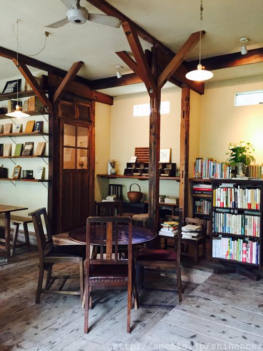 喫茶ミンカの店内の画像