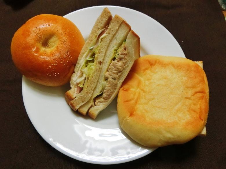 麦の里のパン