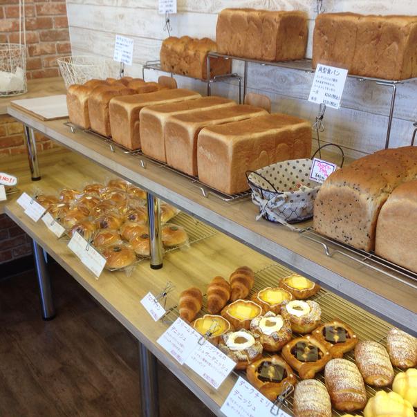 湘南台ベーカリーのパン画像