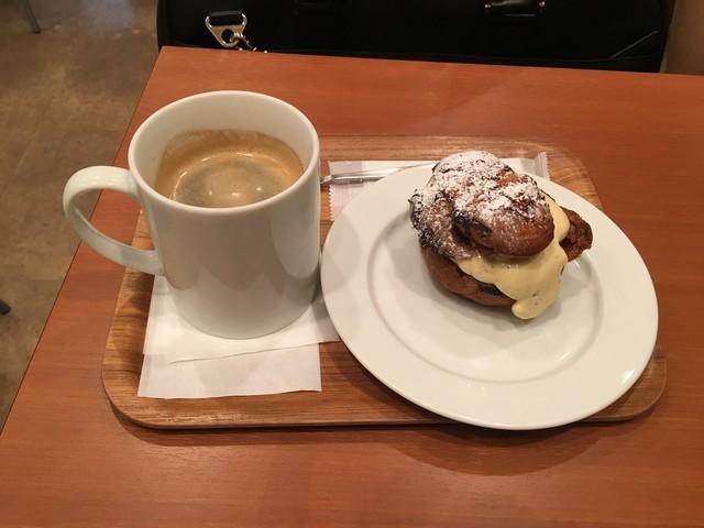 ヴィレッジカフェのコーヒー