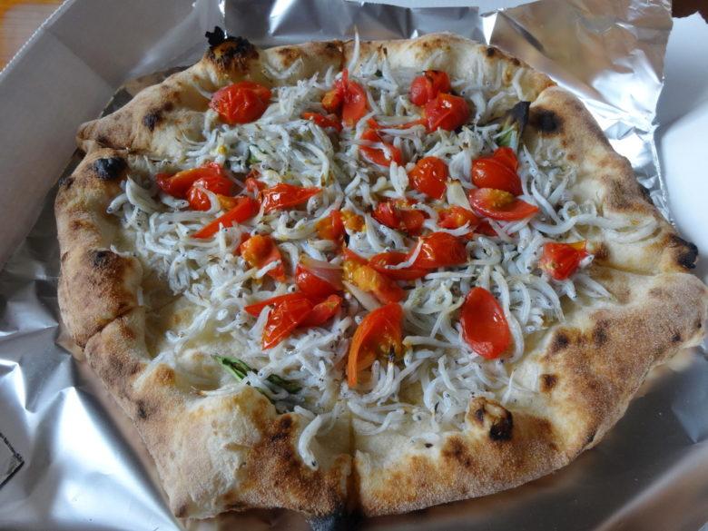 べべのピザ