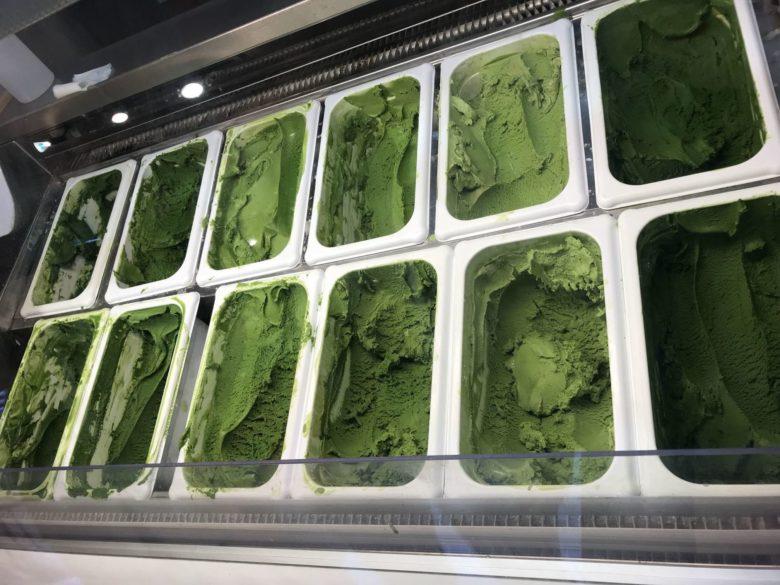鎌倉茶々のアイス
