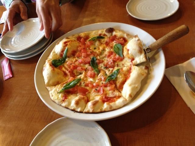 フィオレのピザ