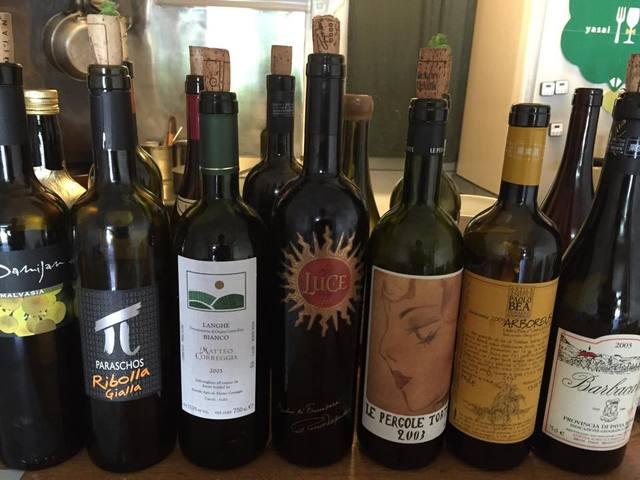 ハルクッチィのワイン