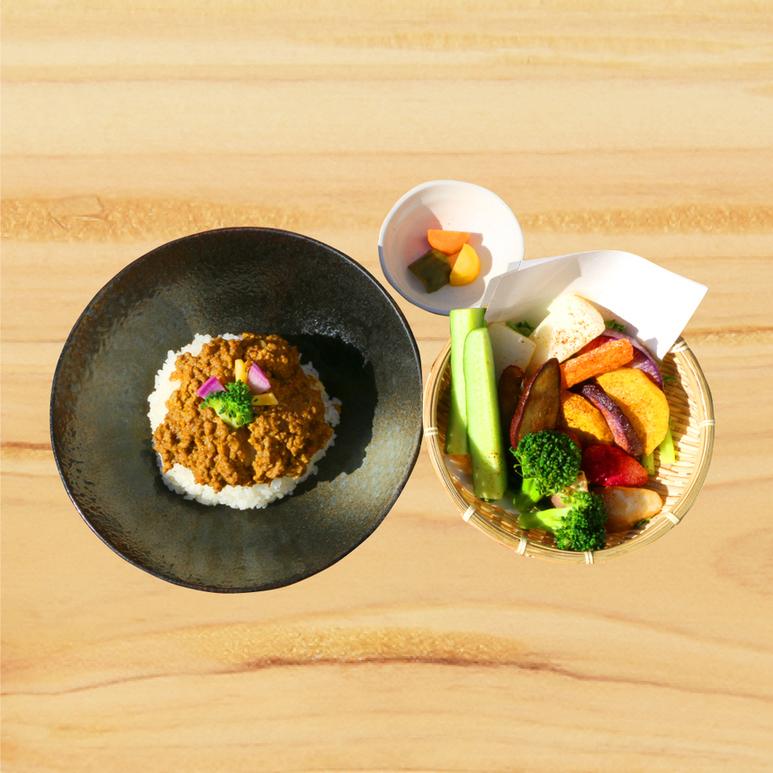 鎌倉野菜カレーかん太くんのカレーの写真