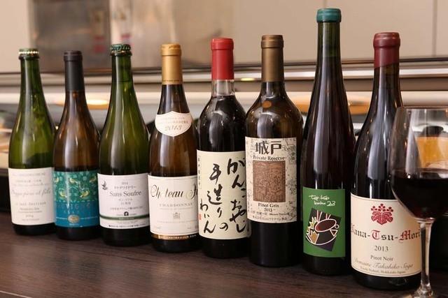湘南ファームのワイン