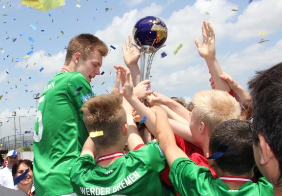 8カ国が参加するU15のサッカー大会「ONE NATION CUP 2018」が湘南で初開催