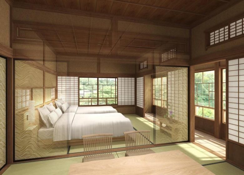 安政2年建設の古民家を改装したホテル「鎌倉 古今」が2019年1月にオープン