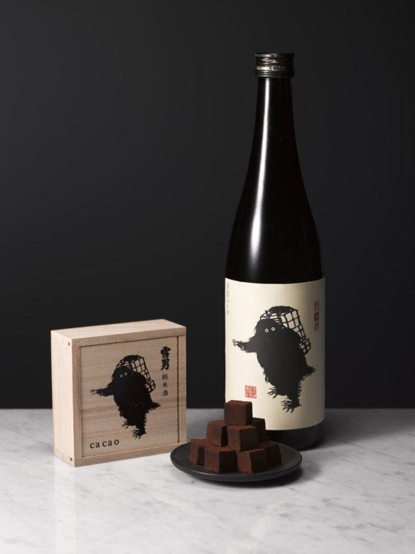 """鎌倉ca ca oの「小町通りの石畳 雪男」が英国""""アカデミーオブチョコレート2018″で金賞受賞"""