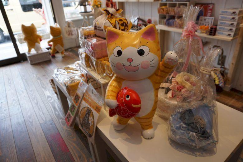 """猫好き必見! 逗子に可愛いネコグッズを集めたお店""""petit necol""""が誕生"""