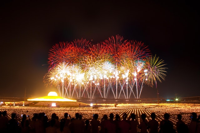 湘南で楽しむ夏の花火大会!2018年度の最新情報をチェック!