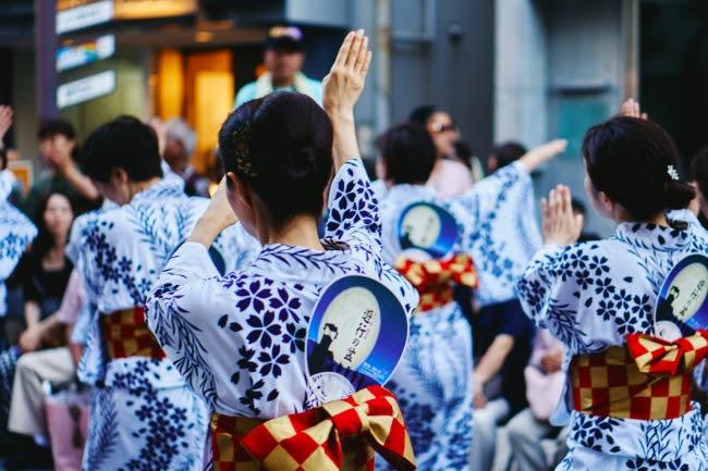 第13回藤沢宿・遊行の盆が7月27日~29日(金-日)で開催