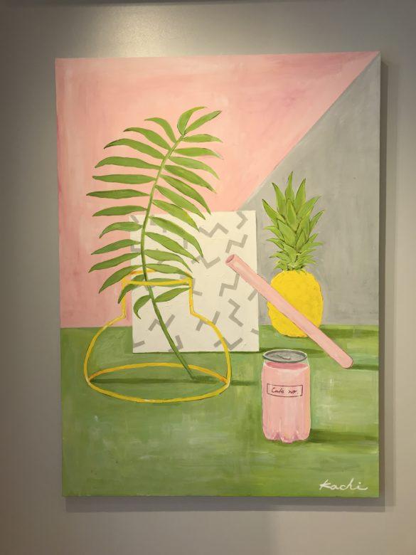 壁のアート・絵画
