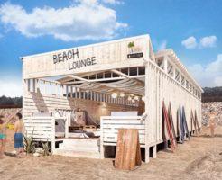 SANCTUARY BEACH LOUNGE
