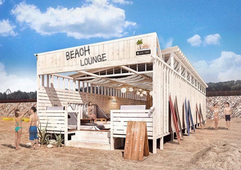 SANCTUARY BEACH LOUNGEが由比ヶ浜に誕生!