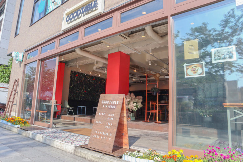 """7月7日にカフェ&ダイナー""""GOOD TABLE鎌倉""""がオープン"""