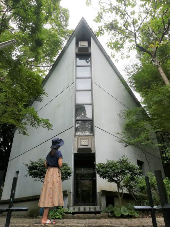 澤田記念館建物