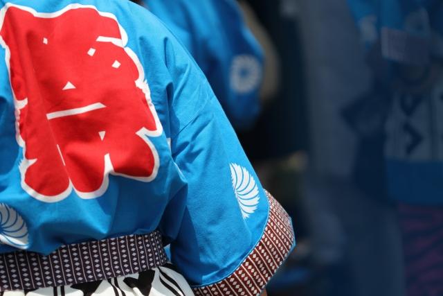 鵠沼伏見稲荷神社にて、例大祭が8月8日,9日,11日に開催