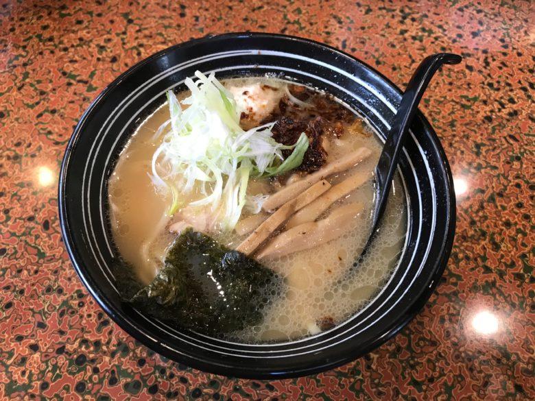 鮮魚出汁麺