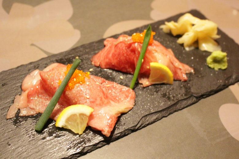 グッドプライスでA4ランク肉寿司が楽しめる和牛男 COWBOY 藤沢駅前店【PR】