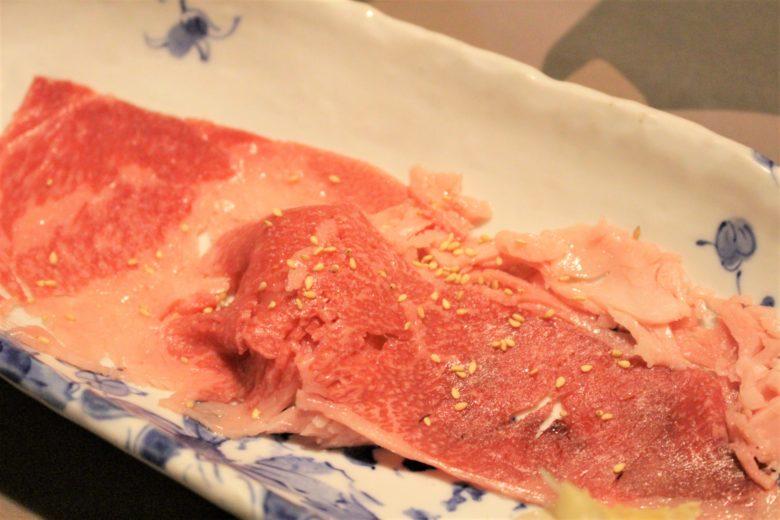 大判肉寿司
